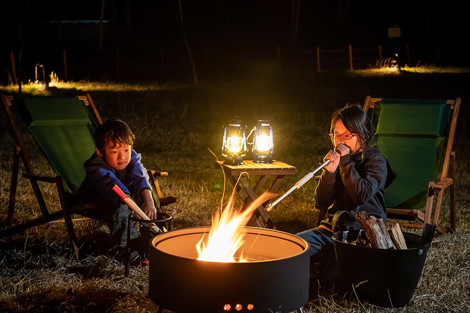 Starry Sky Firewood Fire(星空薪火)
