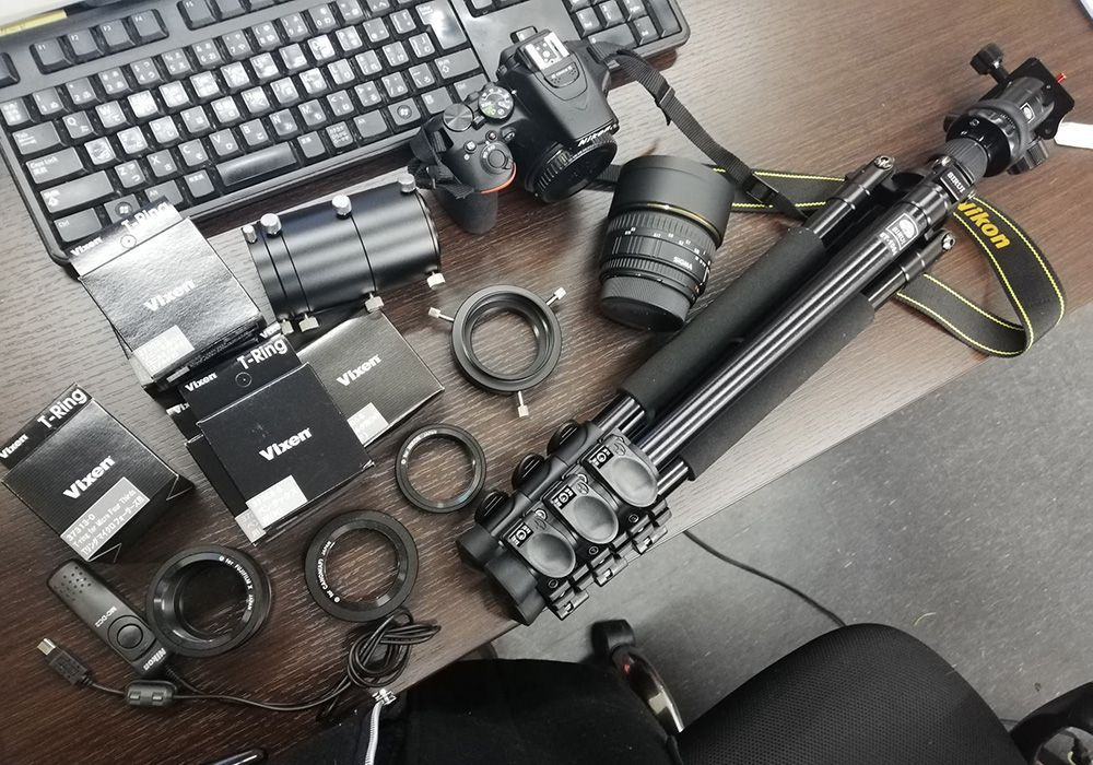カメラ Nikon D5600+AF15/2.8 EX/D5500 +10-24mm